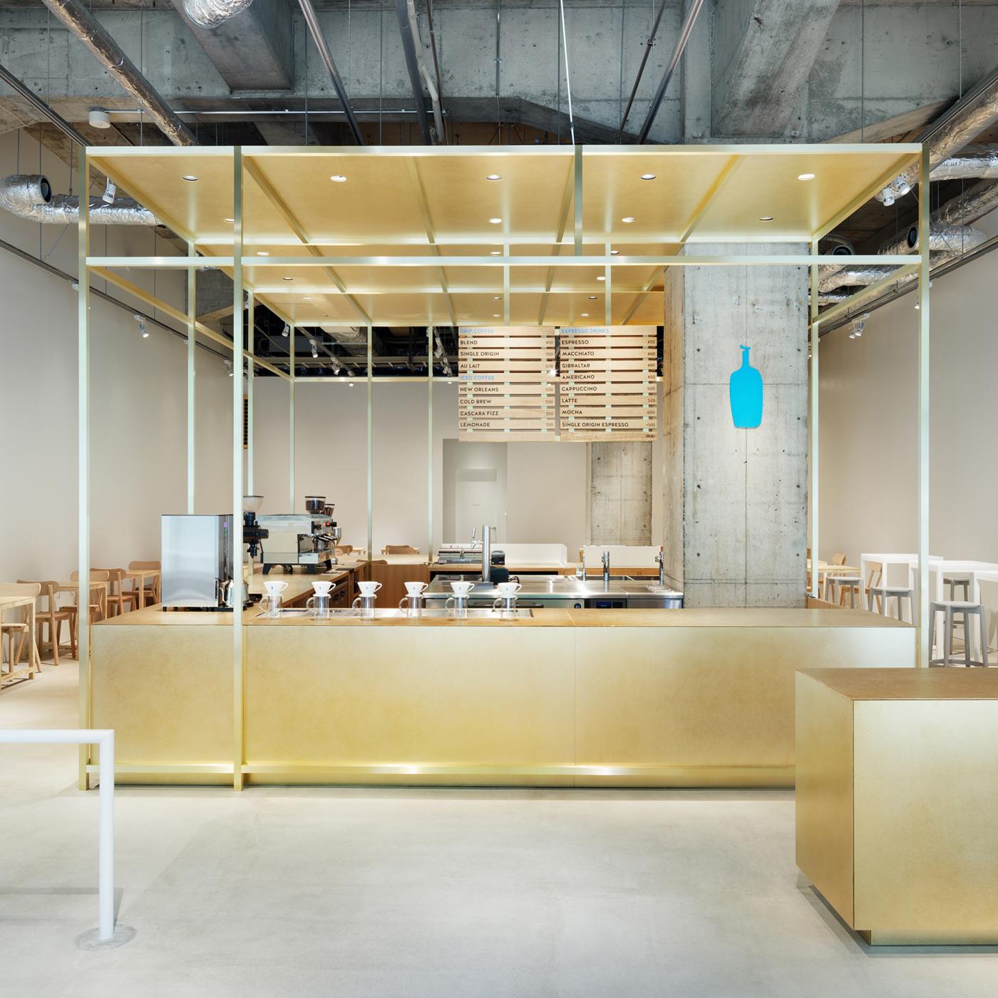 <!--C101 Blue Bottle Coffee Kobe Cafe-->